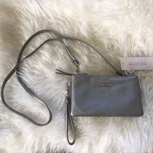 Kenneth Cole Reaction Double Trouble CrossBody bag